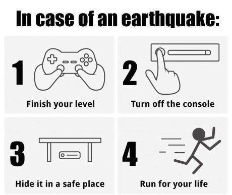 New Seismic Mat Will Protect Your Consoles In An Intensity 7 Earthquake VG247