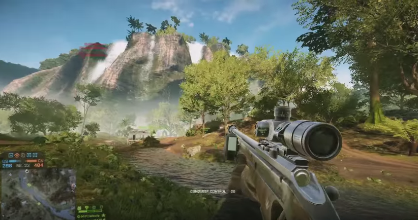 Catch Up On Battlefield 4s Jungle Map What Works And