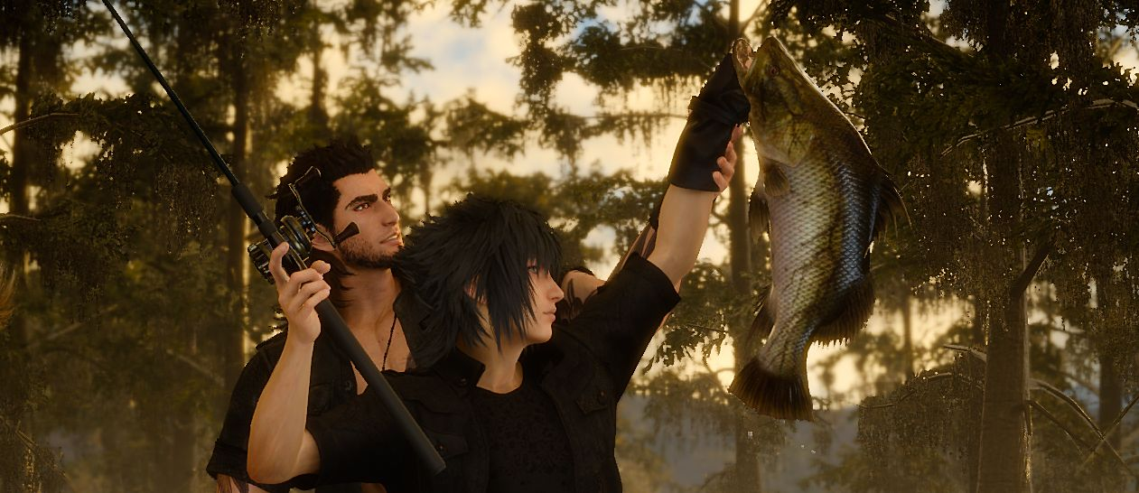Final Fantasy 15 Video Shows Dev Team Scouting Real World