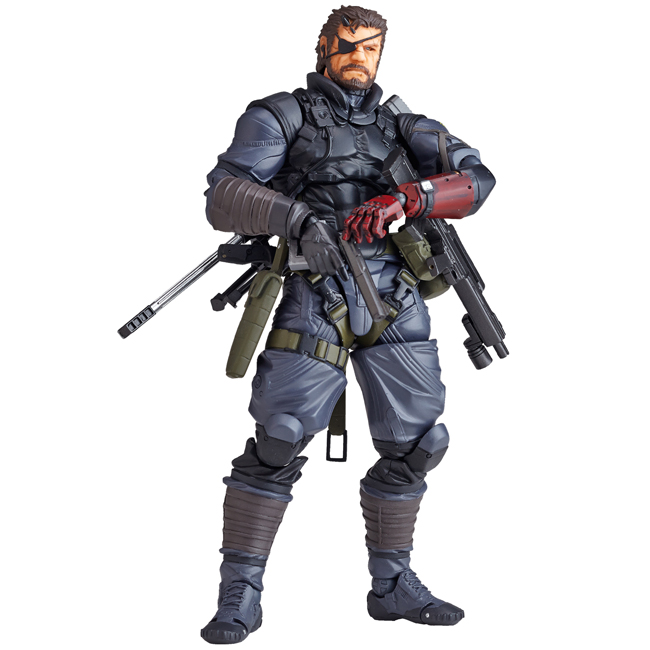 Check Out This Metal Gear Solid 5 Action Figure With Its Own Paper Craft Box VG247