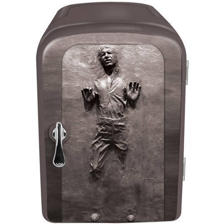 Han Solo Mini Fridge With Star Wars Battlefront Deluxe