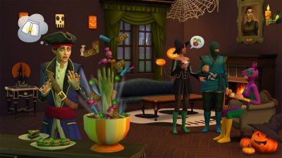 Your Sims are in for a treat this Halloween with the The ...