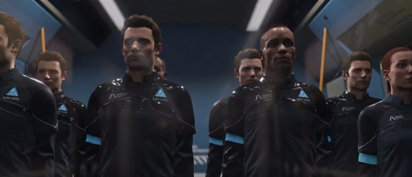 Detroit Become Human Is All About Choice VG247