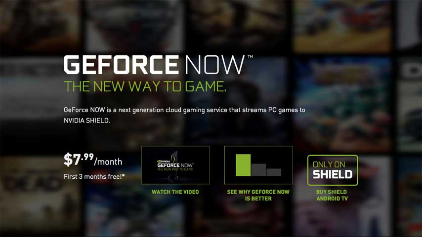 Nvidia Launches HD Streaming Games Service For Shield