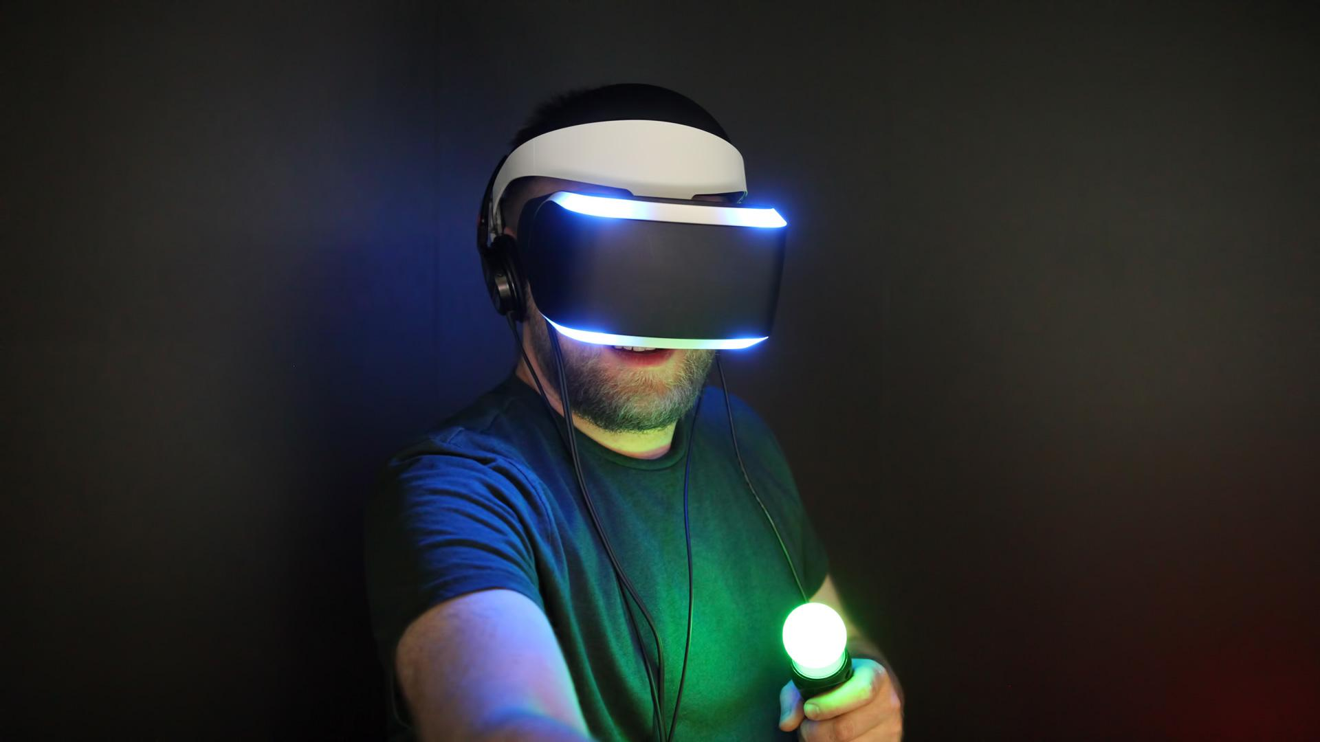 Everything You Need To Know About PlayStation VR 100 Prototypes Screen Fidelity Motion