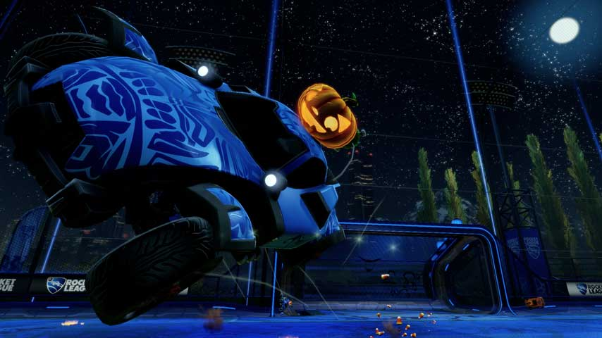 Rocket League Gets A Spooky Free Update This Month VG247