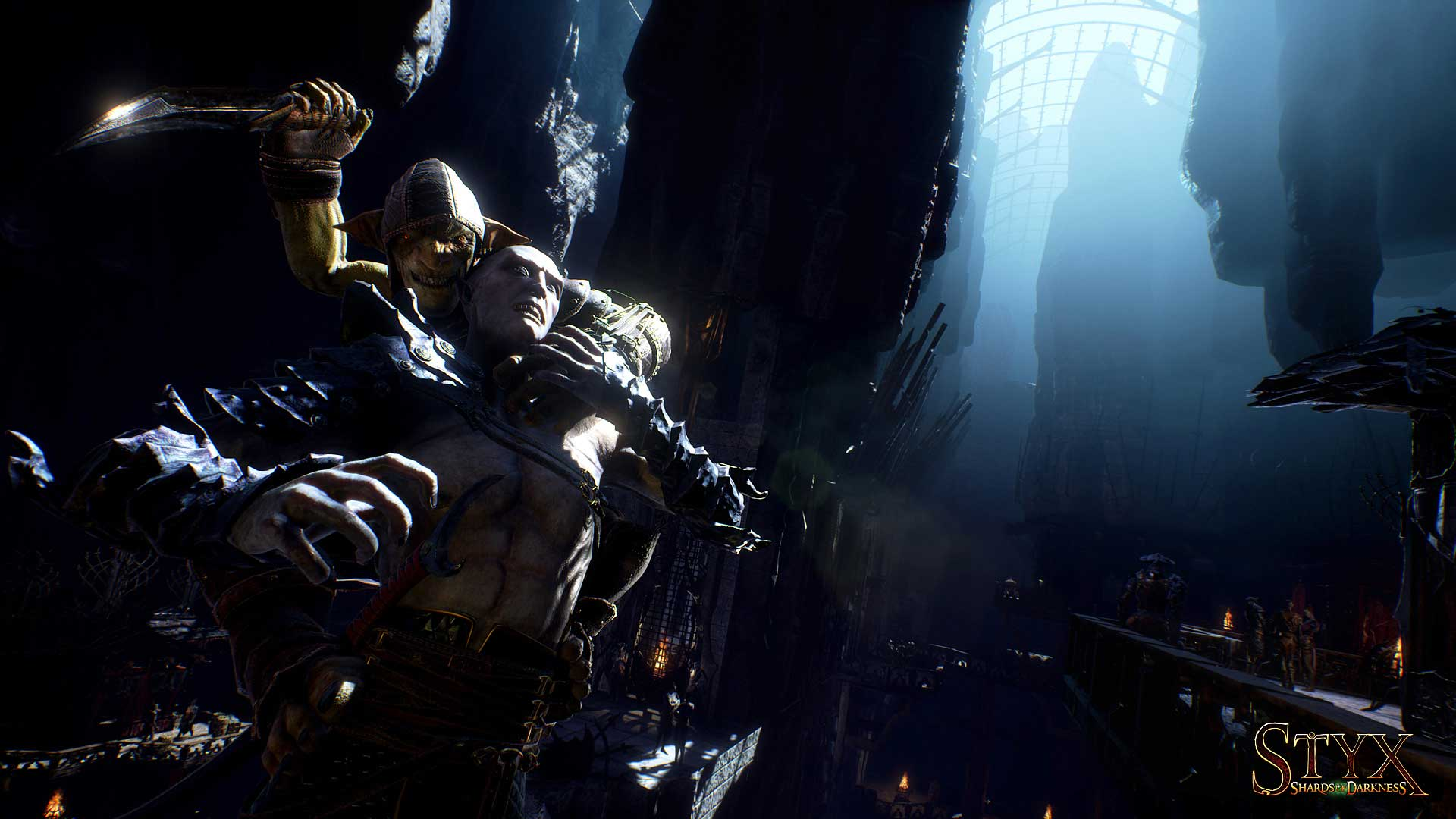 Styx Shards Of Darkness Announced For 2016 Launch VG247