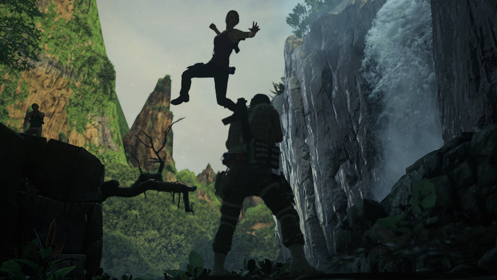 Uncharted 4 Multiplayer Beta Detailed With An Hour Of Gameplay Footage VG247
