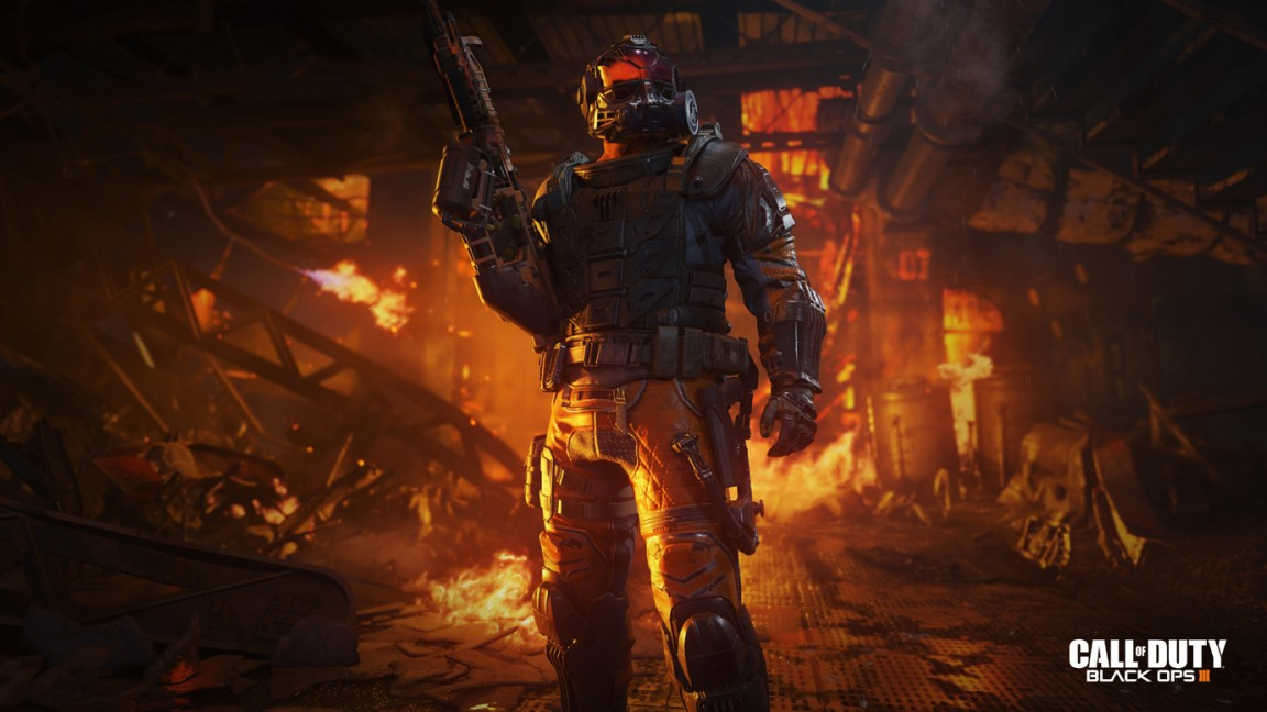 91 Of UK Call Of Duty Black Ops 3 Sales Were On PS4Xbox