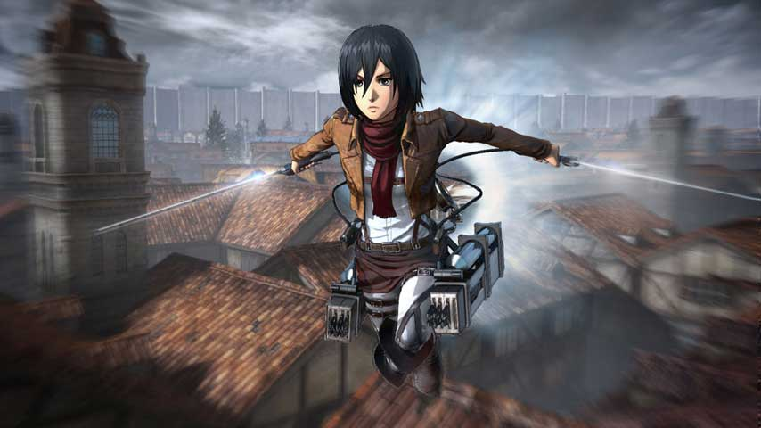 Attack On Titan Includes New Story Content From Hajime