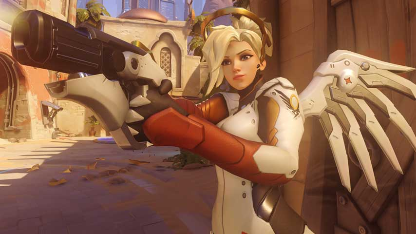 Overwatch Hero Guide Mercy VG247