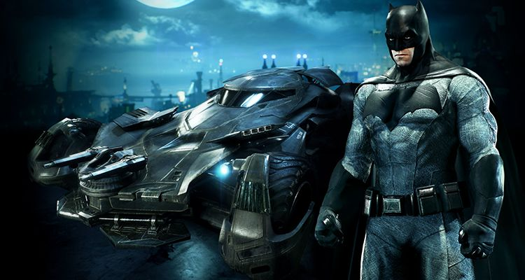 The Batman V Superman Skin And Batmobile Are Free On Xbox Live And PSN VG247