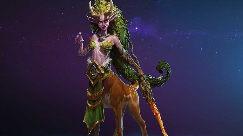 Heroes Of The Storm Update Adds Lunara Cloud9 Mount VG247