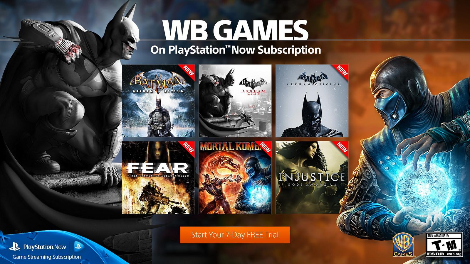 Batman Mortal Kombat LEGO Games Coming To PlayStation Now Next Week VG247