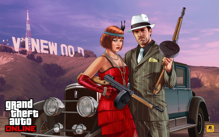 GTA Online Xbox 360 And PS3 Players Sort Of Got A Content Update Yesterday VG247