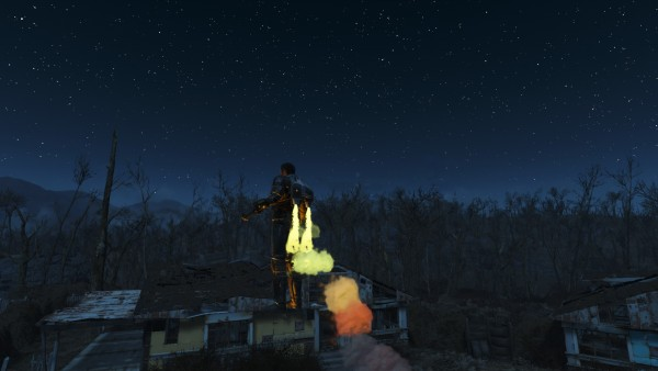 Fallout 4 No Power Armor You Can Still Use The Jetpack