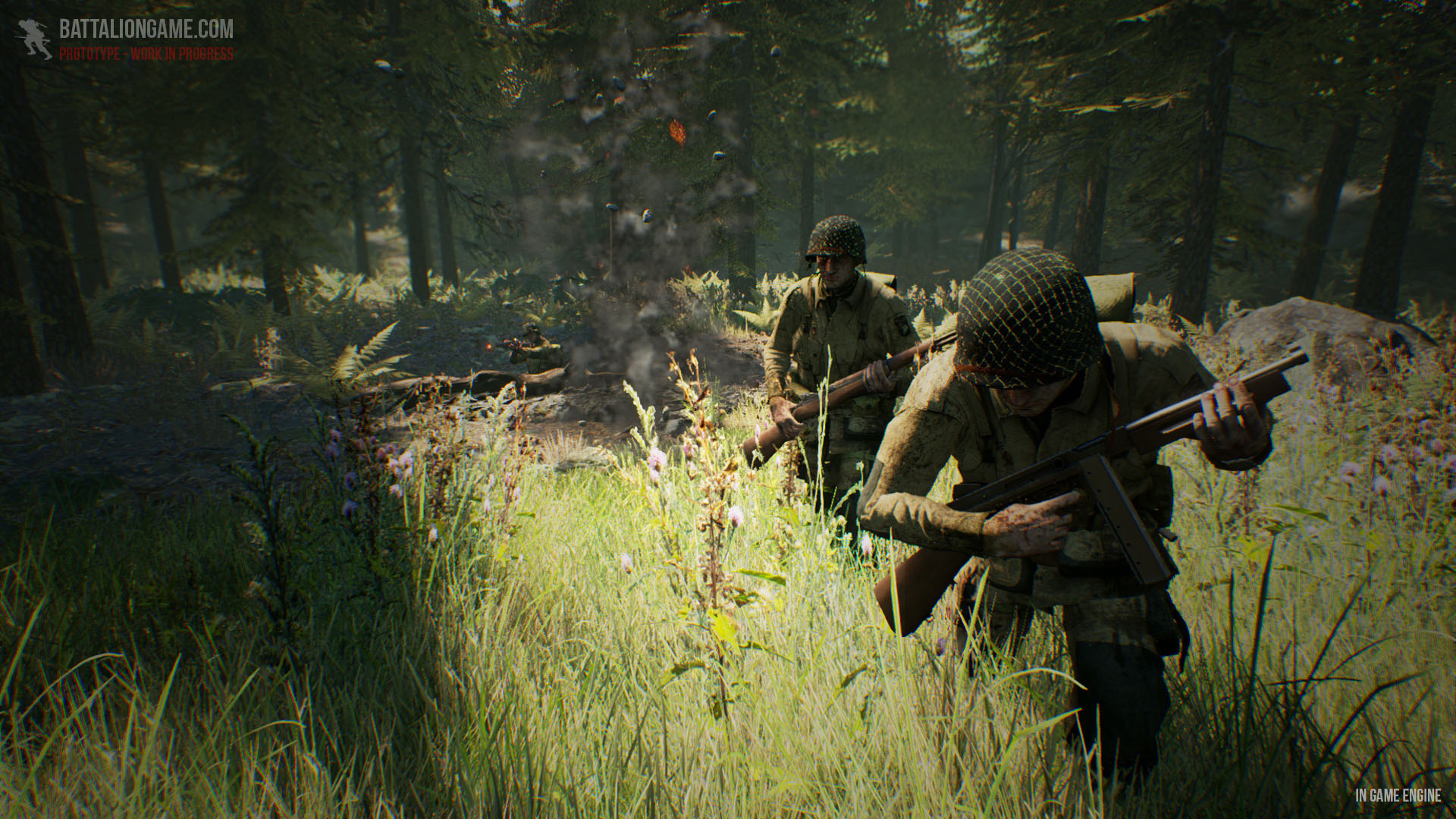 Battalion 1944 New Gameplay Footage And Details Revealed