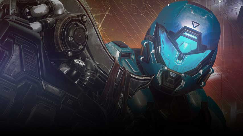 Halo 5 Hammer Storm Update Out Now Co Op Warzone