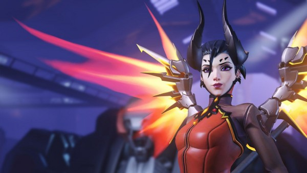 Heres How You Can Get Mercys Wings From Overwatch In Diablo 3 VG247
