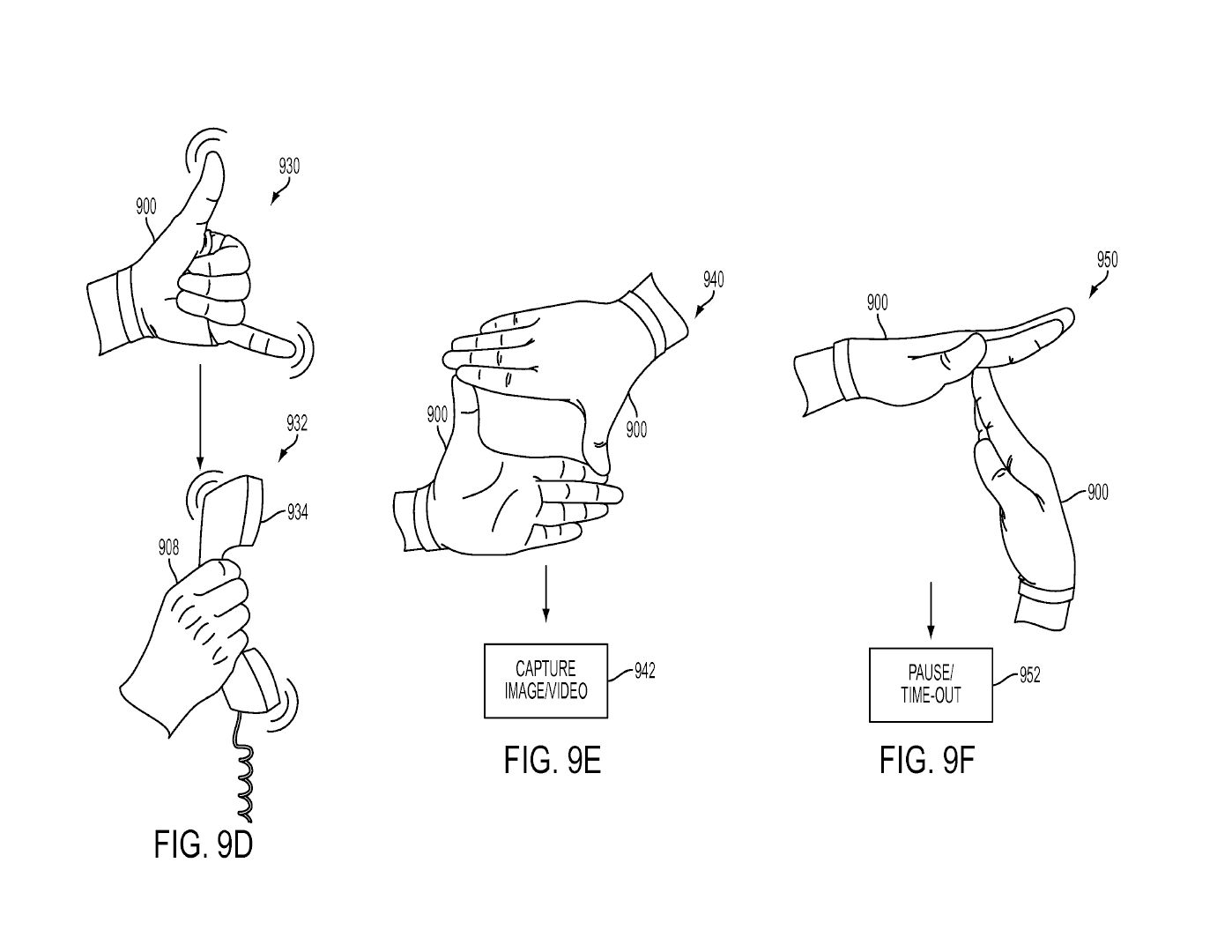 Glove Controller Applications Filed By Sony For Use With