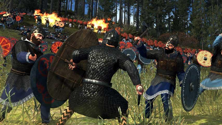 Total War Attila Gets Free Garamantes Faction Slavic Nations Culture Pack DLC Out Now VG247