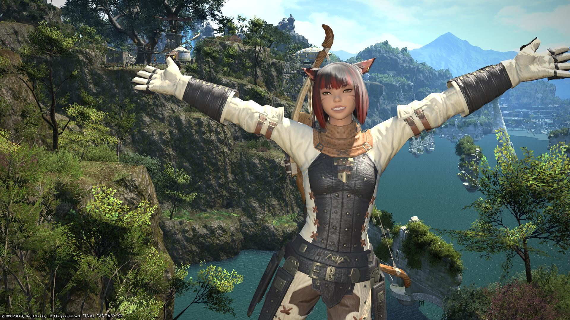 Final Fantasy 14 Free Login Campaign Gives You Up To Four Days Of Free Play VG247