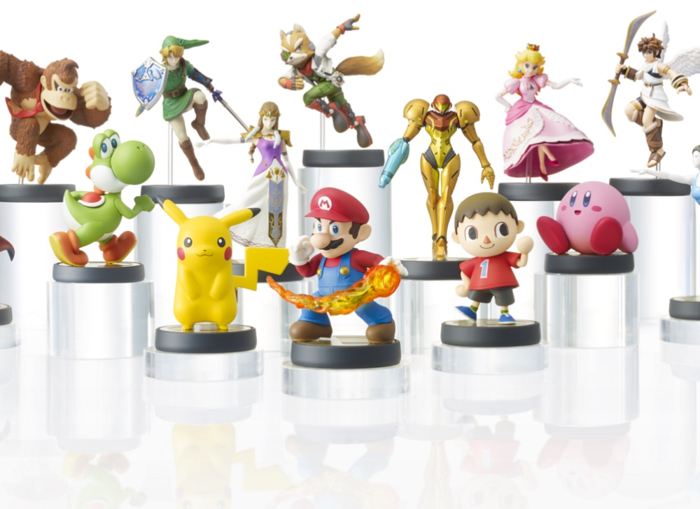 If A Switch Game Supports Amiibo Then Yes The Home