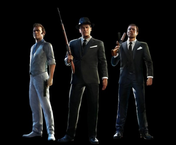 Mafia 3 Pre Orders Include Family Kick Back Pack Two