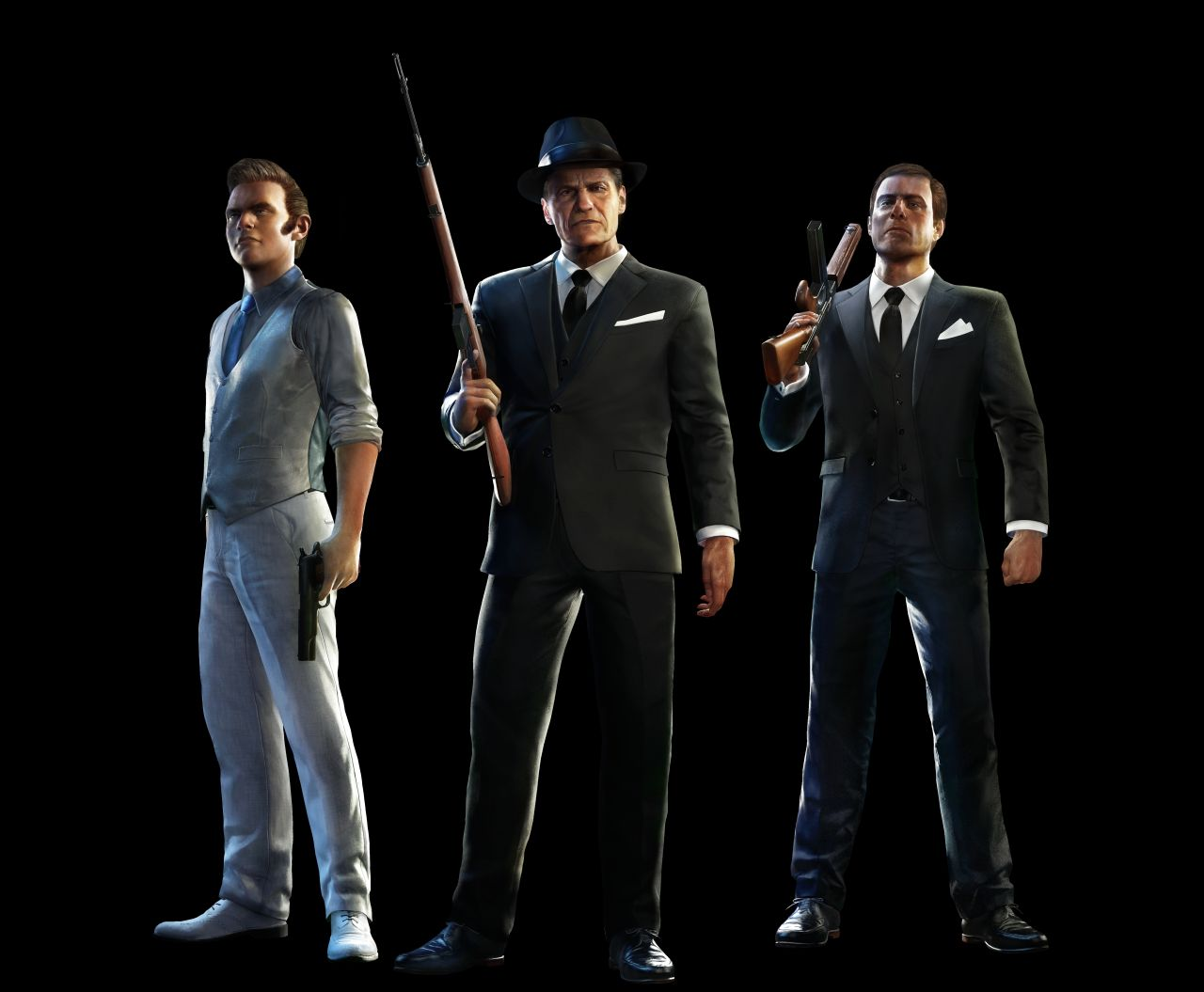 Mafia 3 Pre Orders Include Family Kick Back Pack Two
