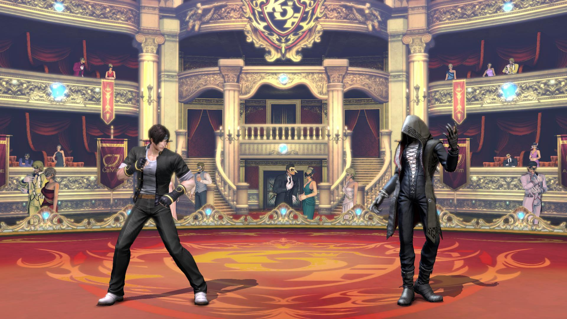 Take A Look At The King Of Fighters 14s Team Japan VG247