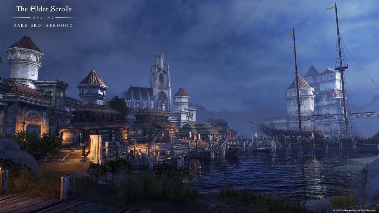 The Elder Scrolls Online Will Get Player Housing Next Year VG247