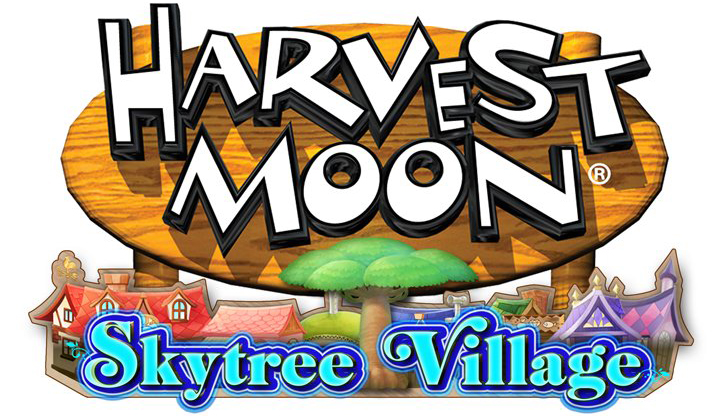 Harvest Moon Skytree Village Announced By Natsume For 3DS