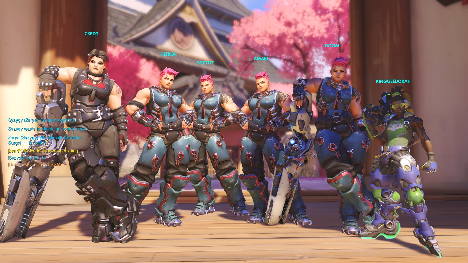 Overwatch The Fight For And Against Hero Stacking VG247