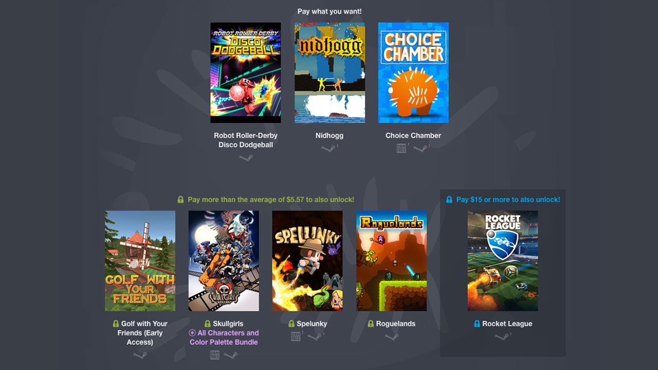 Get Your Duel On In Latest Gem Studded Humble Bundle VG247
