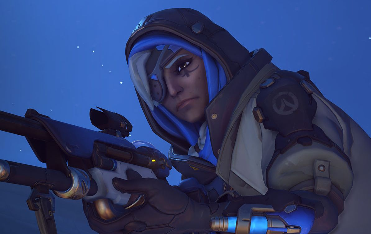 Overwatch Heres A Look At Anas Skins Emotes Poses Other Fun Stuff VG247