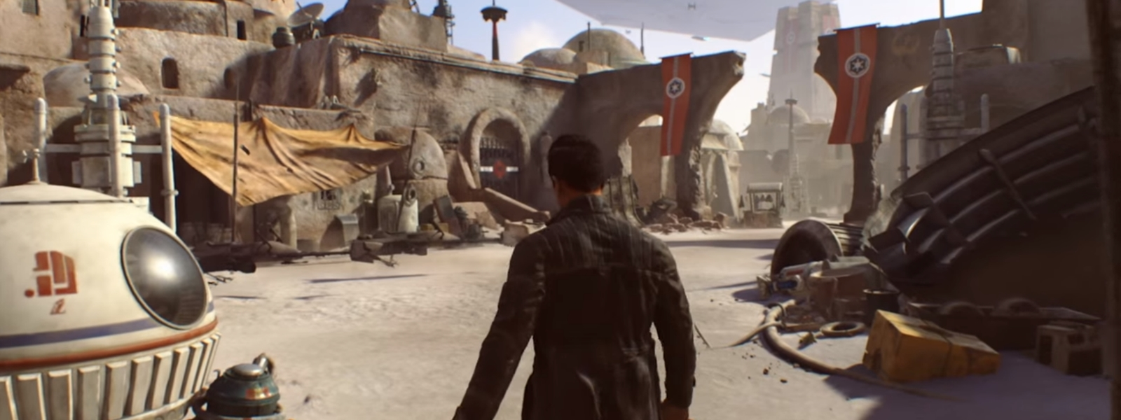 Viscerals Star Wars Game Will Have The Swashbuckling Charm Of Uncharted VG247