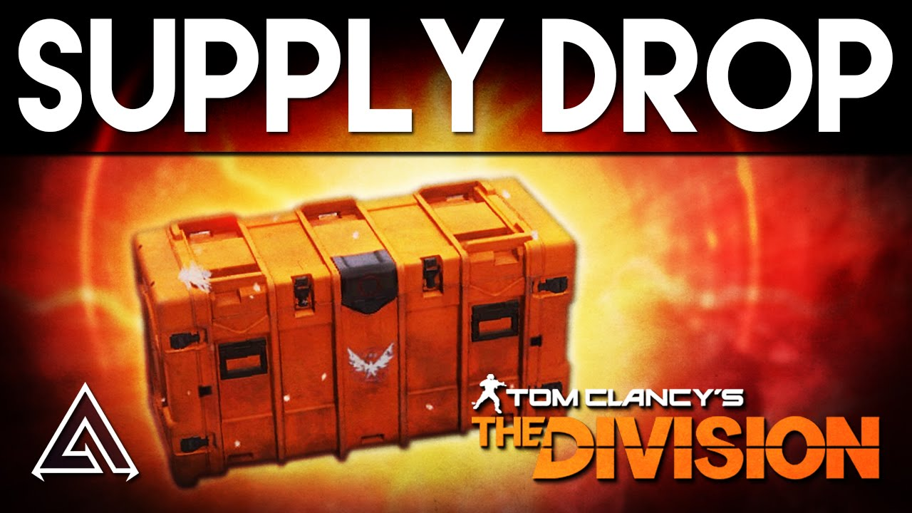 The Divisions Latest PvE Supply Drop For Season Pass