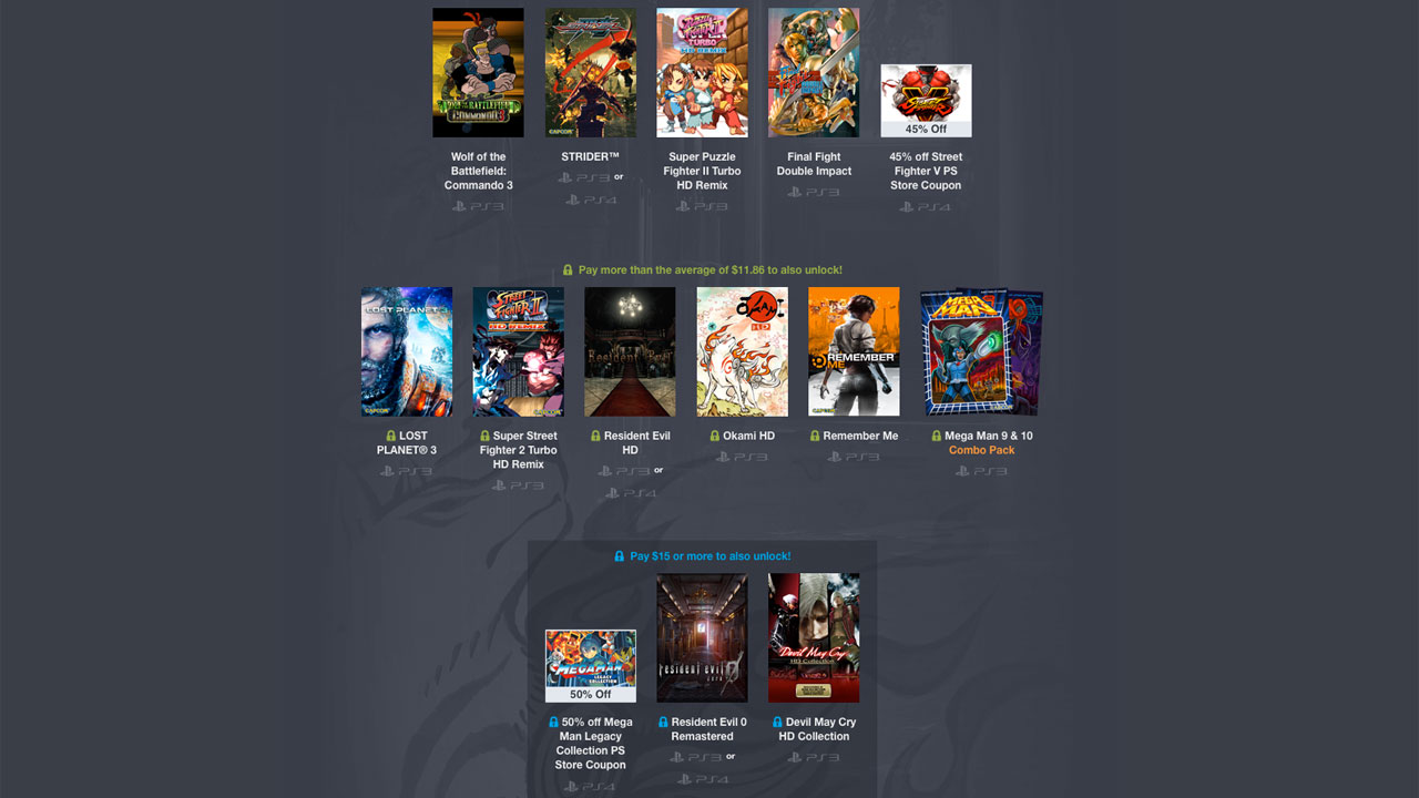 Humble Bundle Comes To PlayStation For The First Time With