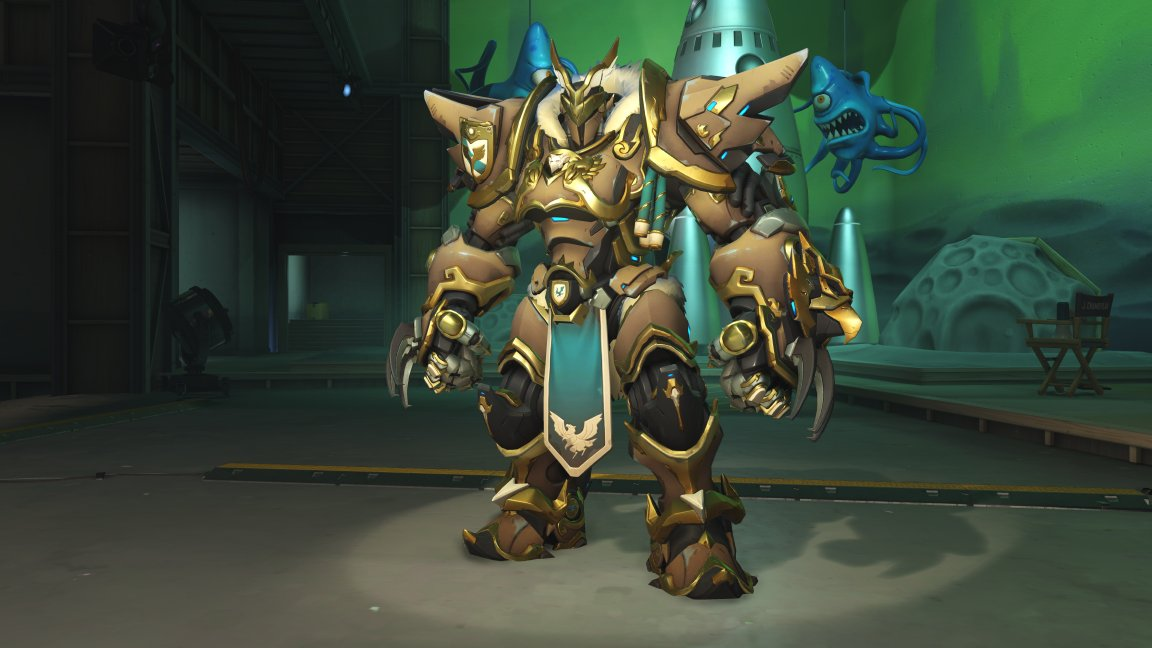 See The Two New Reinhardt Skins Coming Soon To Overwatch
