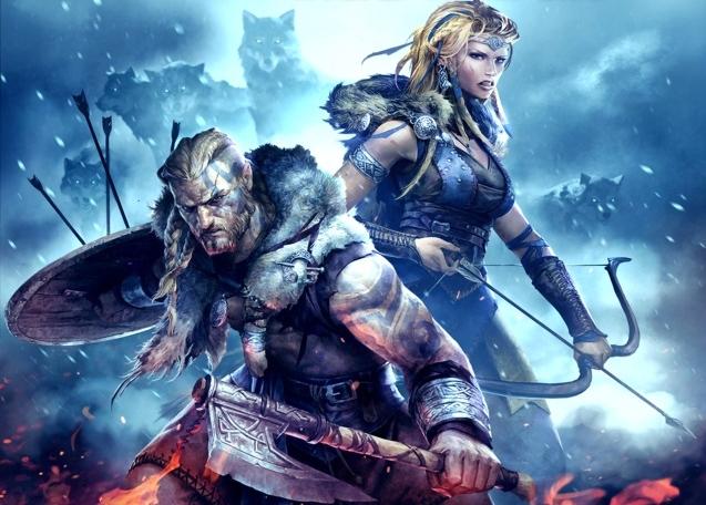 Vikings Wolves Of Midgard Is Viking Diablo And It Looks