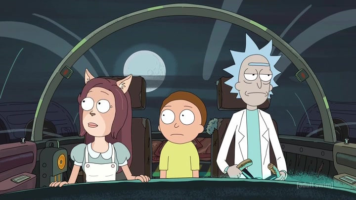 Full Episode Of Rick And Morty Looks Whos Purging Now