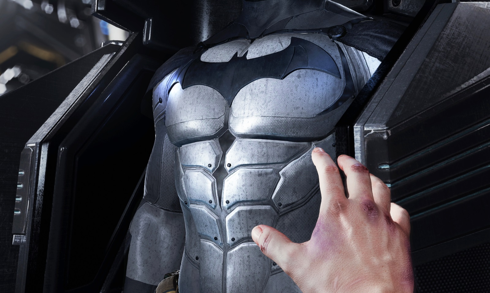 Batman Arkham VR Review A Brave And Bold Thriller That Plays To The Strengths Of VR VG247