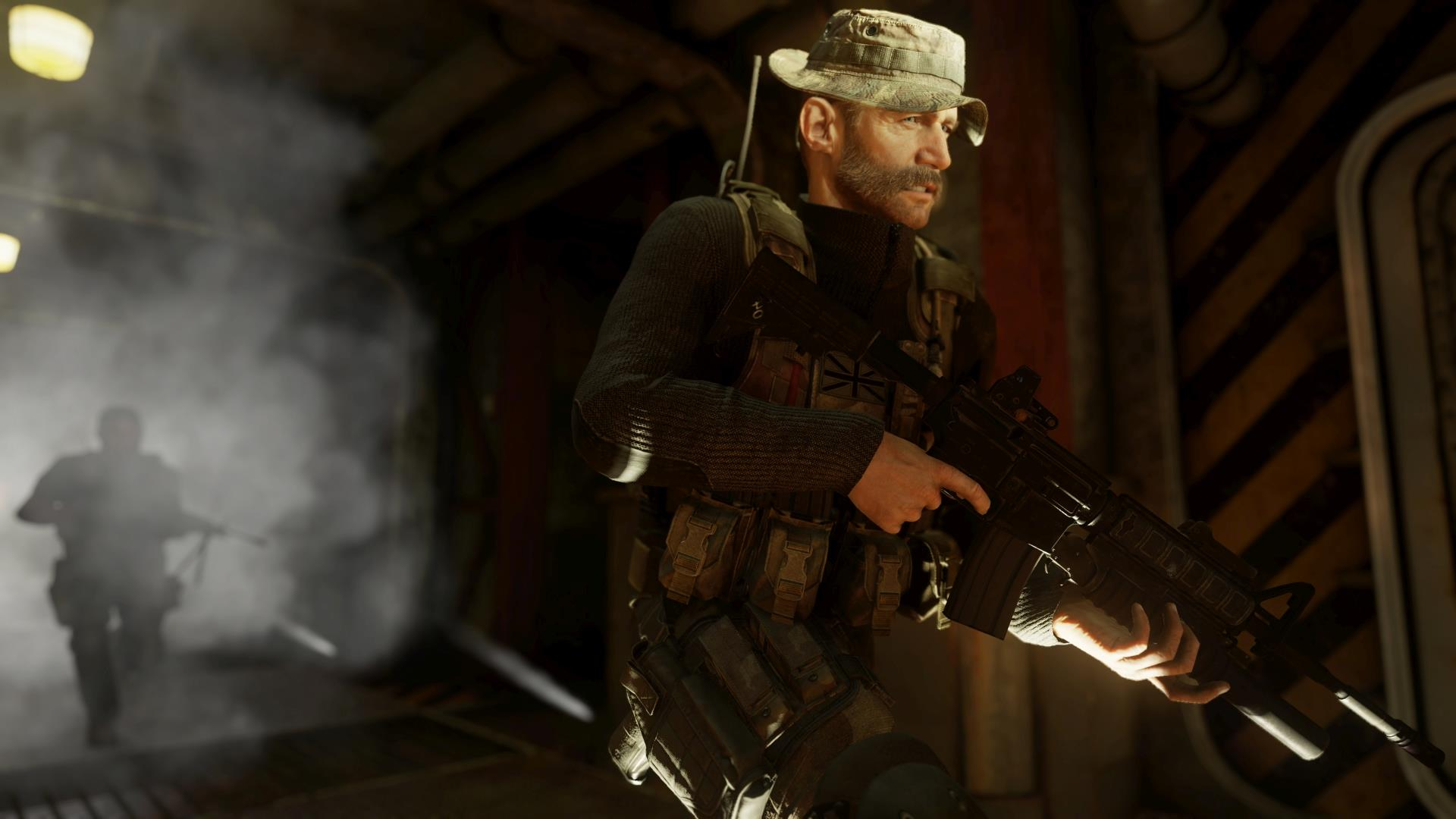 Call Of Duty Modern Warfare Remastered Minimum PC Specs
