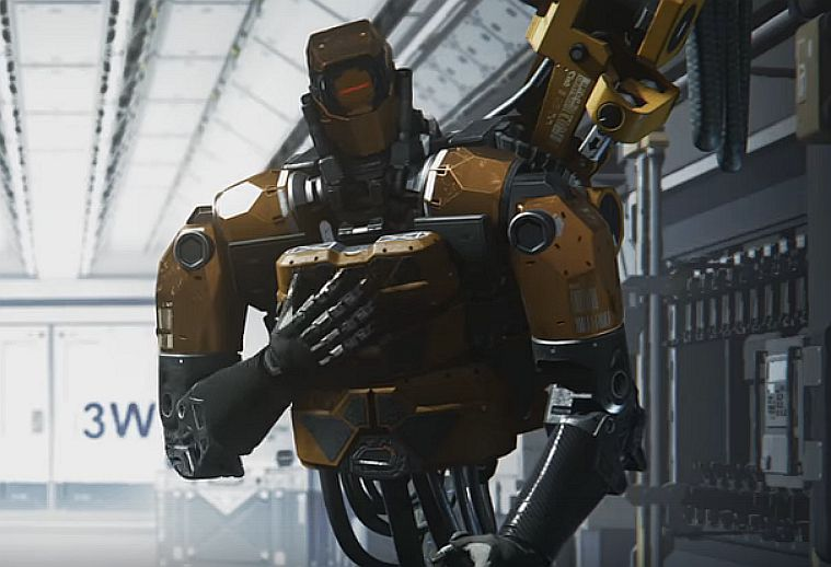 The Quartermaster In Call Of Duty Infinite Warfare Has Some New Items In Stock VG247