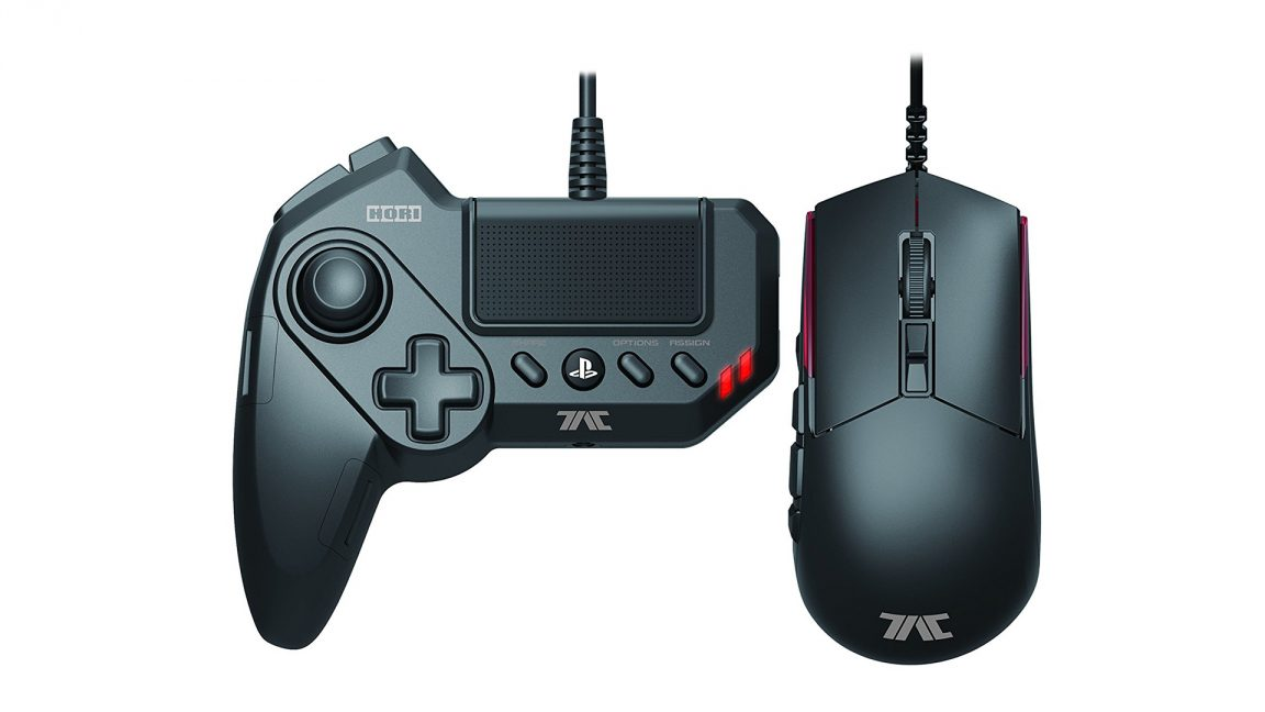 The Best Specialist Controllers For PS4 Including Mouse And Keyboard Converters VG247