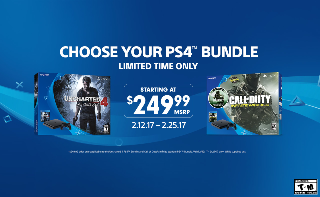 PS4 Price Drops To 250 For A Limited Time VG247