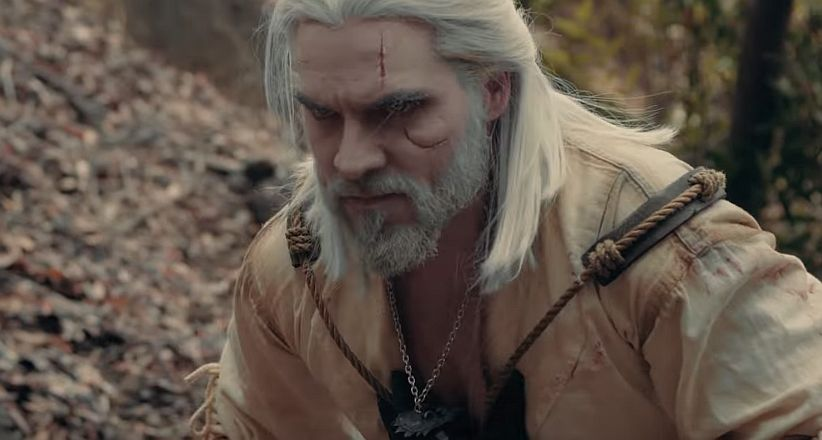 This Witcher 3 Fan Film Features Official Geralt Cosplay