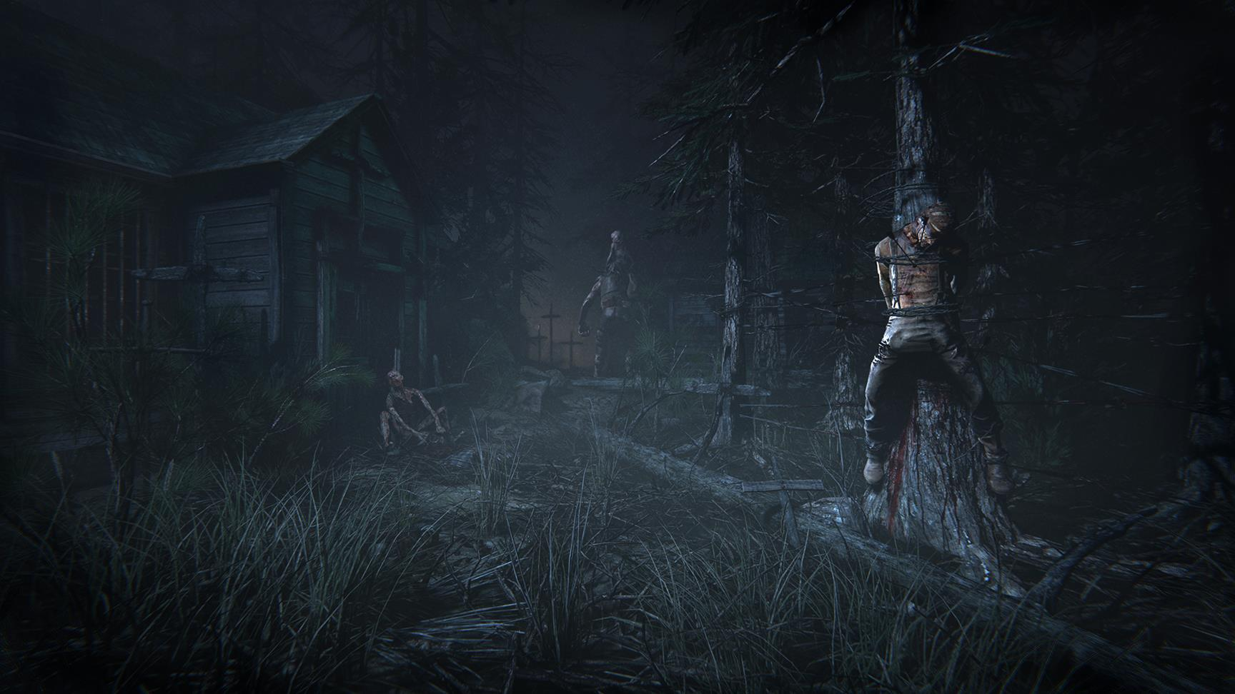 Outlast 2 Reviews Round Up All The Scores VG247