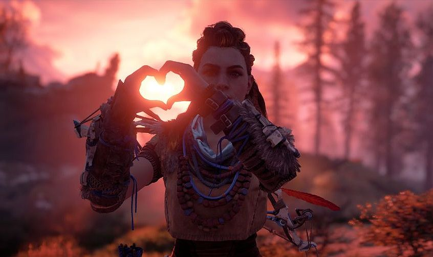 Horizon Zero Dawns Updated Photo Mode Has Produced Some Lovely Images VG247