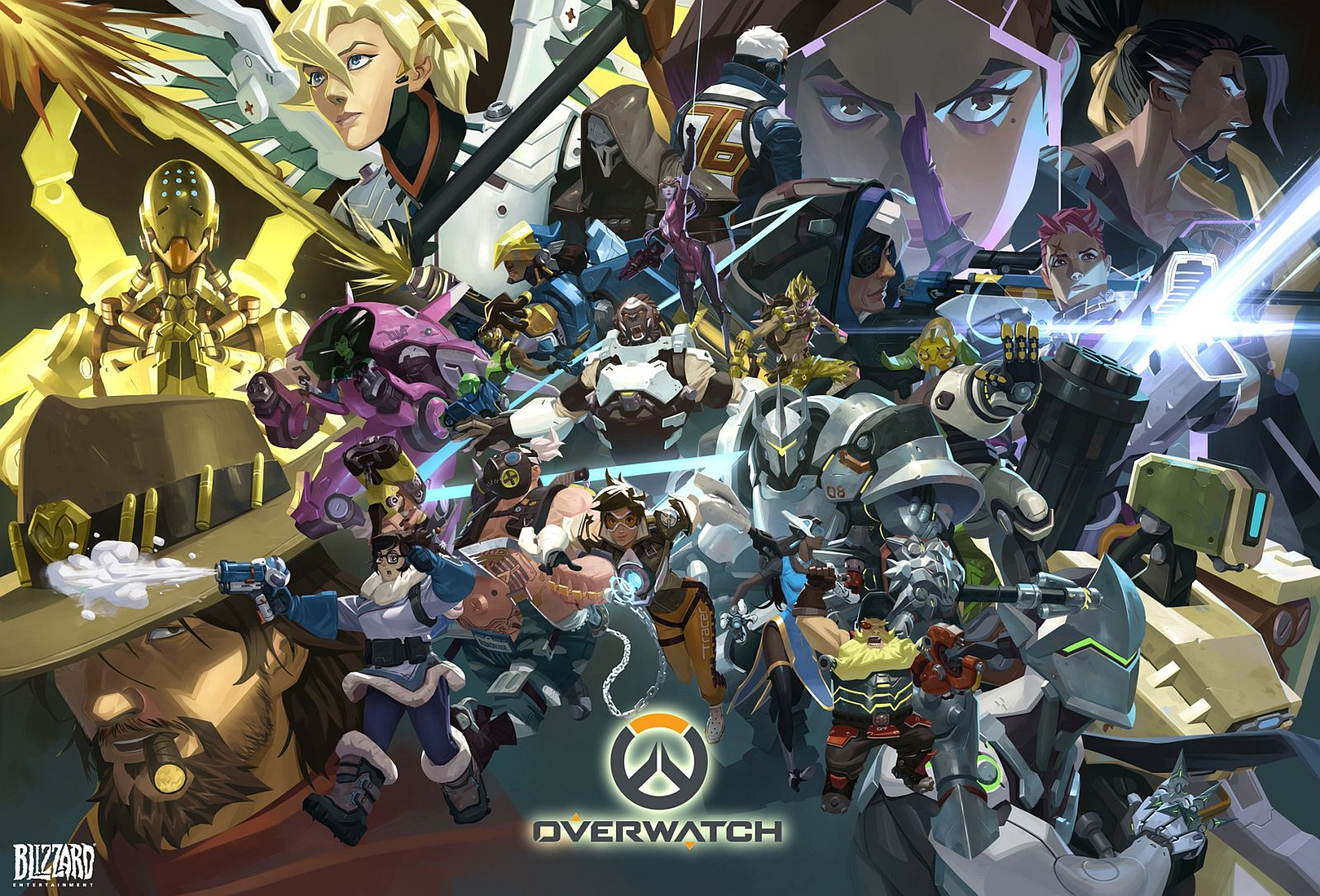 Overwatch Anniversary Event Starts May 23 Game Of The Year Edition Announced VG247